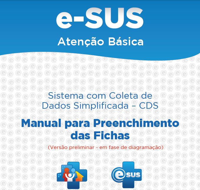 manual%2Be sus [Manual E-sus] FICHA DE VISITA DOMICILIAR