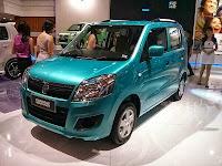 Info Harga dan Spesifikasi Suzuki Karimun Wagon R