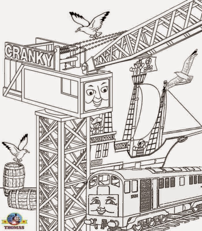 Train Coloring Pages Games Coloring Pages