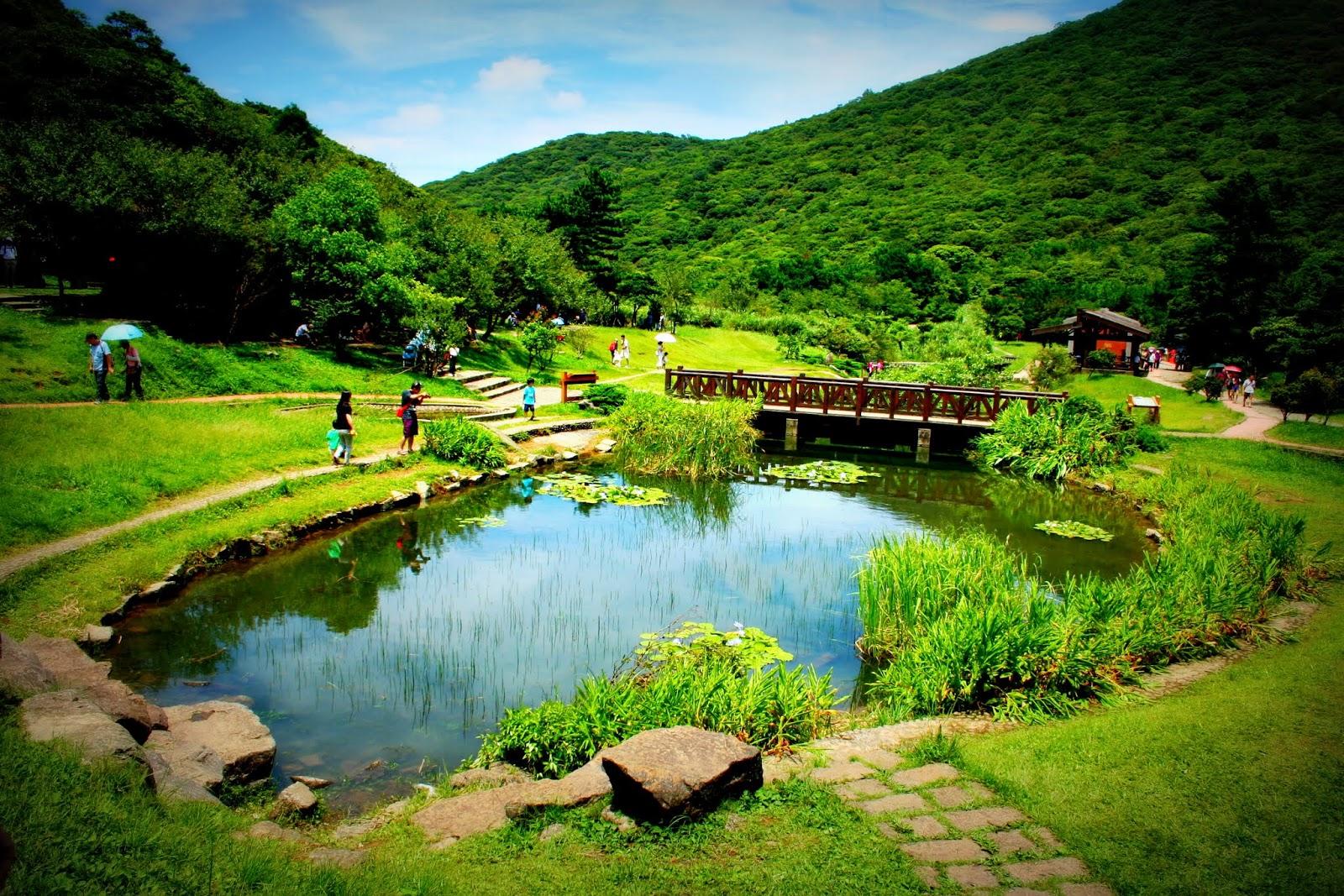 Yangmingshan National Park Vestiges of Kura-Kura:...