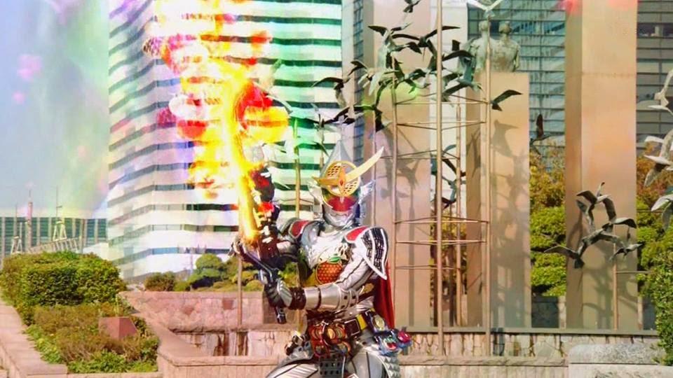 Kamen Rider Gaim Just Live More Full Version Preview - Tokunation