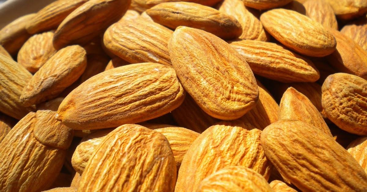 Manfaat Kacang Almond Untuk Diet