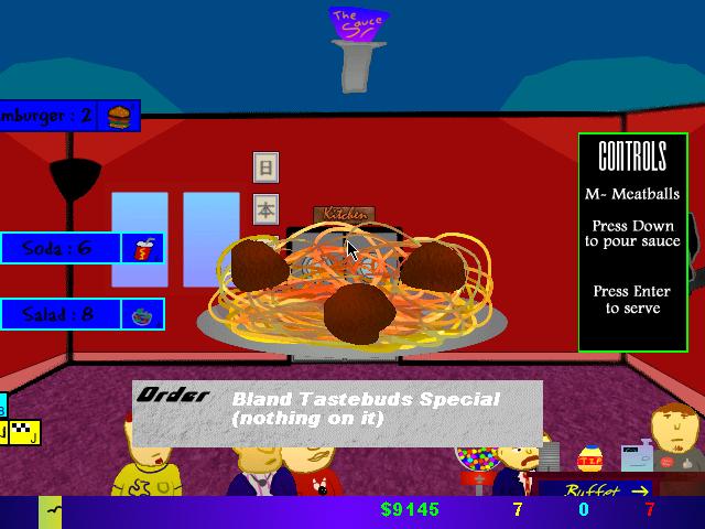 Zamanlı Et Pişirme Oyunu