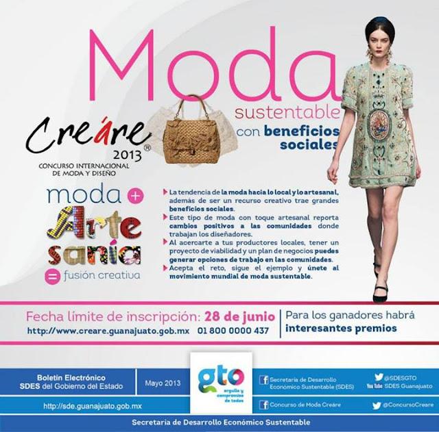 Creare 2013: Moda + Artesanía, moda mexicana