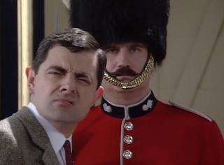 Mr. Bean 02 (RAW)