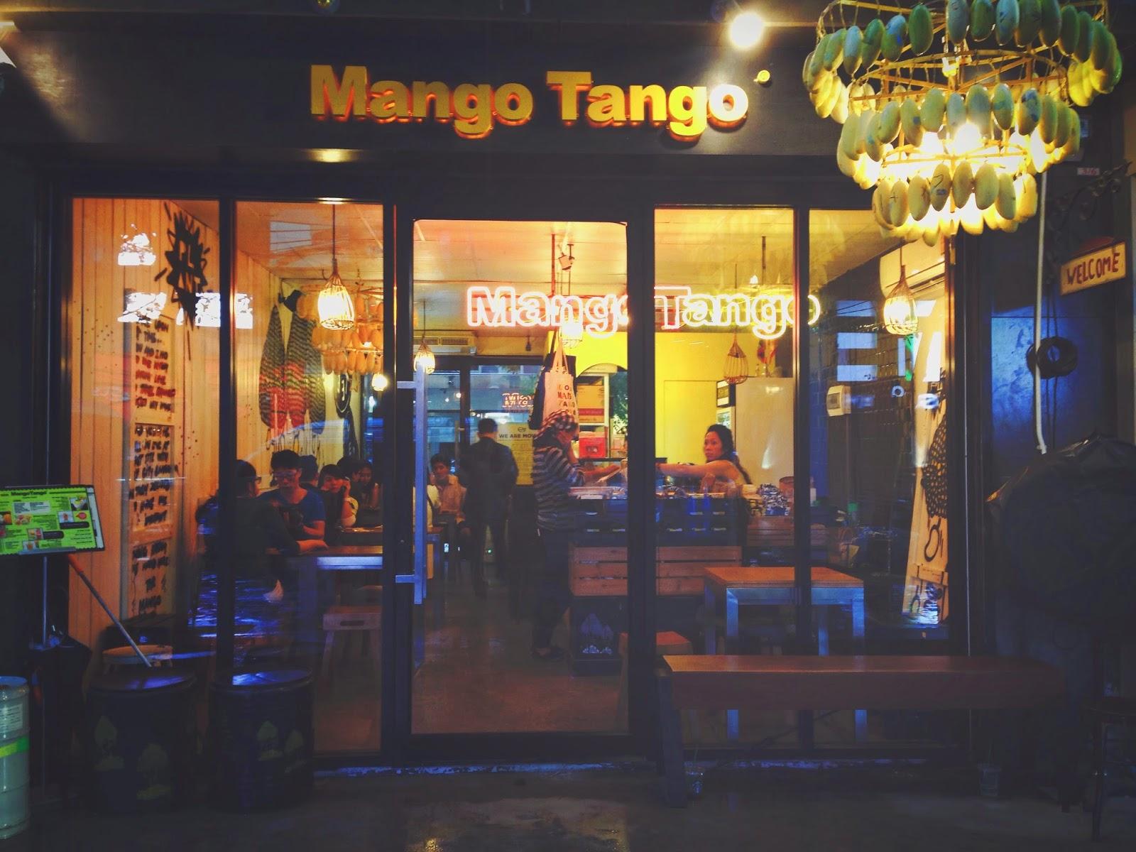Mango Tango Siam Square Bangkok