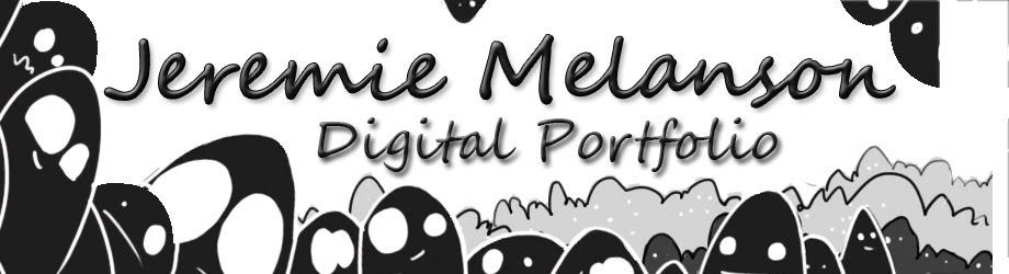Jeremie Melanson Digital Portfolio