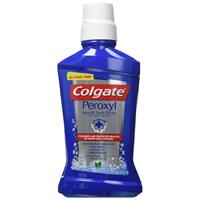 Colgate antiseptic mouthwash