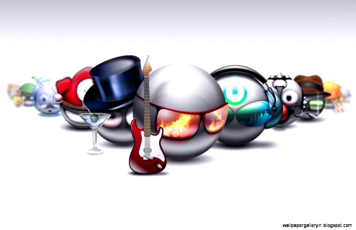 Windows 8 Wallpaper Cool Abstract Spheres  Free Windows 8 Desktop