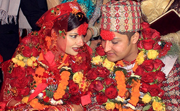 Image result for sumina ghimire with husband