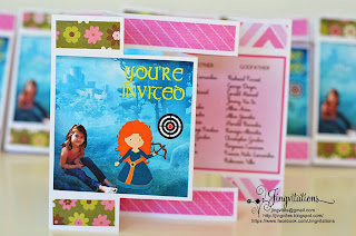 brave princess_merida birthday invitaticionesbrave princess_merida birthday invitaticiones