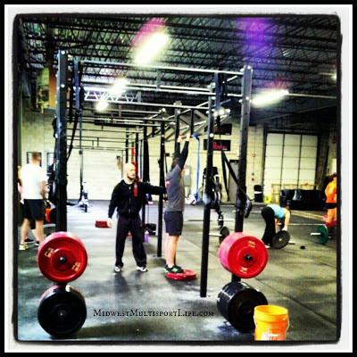 CrossFit Amplify WOD 1-31-13