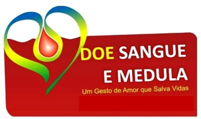 Salve VIDAS! Doe sangue e medula!