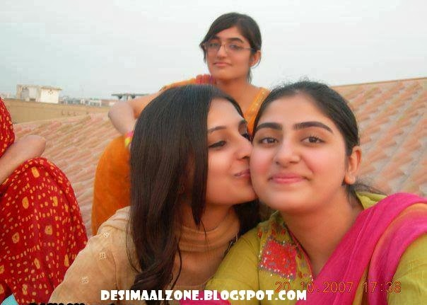 Desi Girls Kissing Each Other