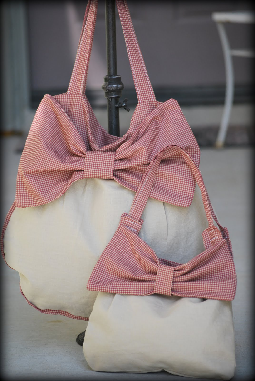 Tutoriel sac à noeud /Anthro Knock-off Bag with Printable Pattern