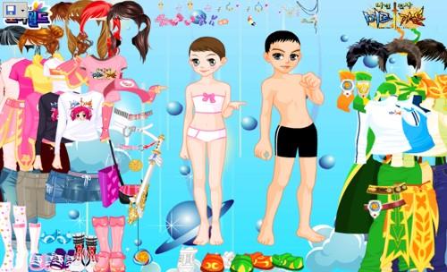 Los mejores juegos online en flash para vestir chicas y para vestir gratis, minijuegos para chicas y niñas.