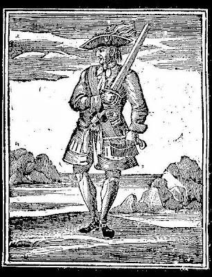 John Rackham, Calico Jack