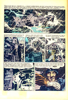 Two-Fisted Tales v1 #21 - Wally Wood ec war golden age comic book page art