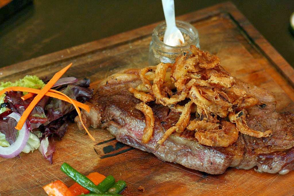 Malcolm's Deli Kitayama Wagyu Steak