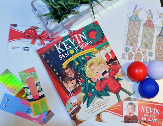 Kevin sam w domu ma już 25 lat ! Książka dla dzieci !