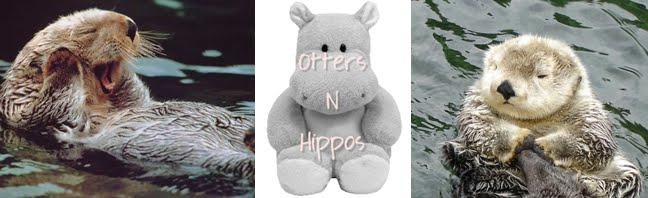 Otters N Hippos