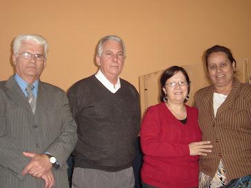 Com Pr.João Andrade e esposa
