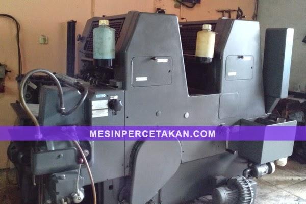 GTO 52 2 warna   Heidelberg Indonesia