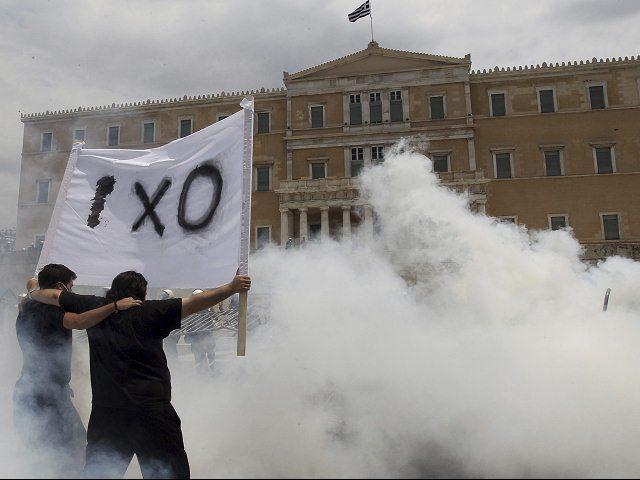 Grecia, oxi,
