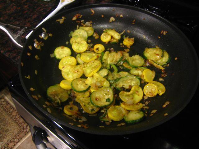Spirals & Spatulas: Sauteed Squash and Zucchini