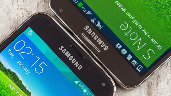 Samsung Galaxy S5 vs. Samsung Galaxy Note 3