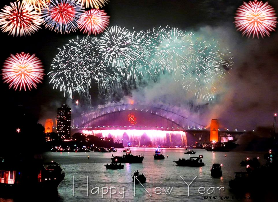 PC Laptop 48 New Year Wallpapers in FHD QFA92  BG Collection