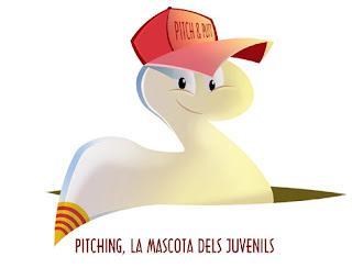 la mascota del Pitch and Putt Juvenil