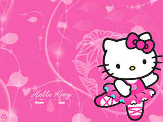 Hello Kitty Balerina