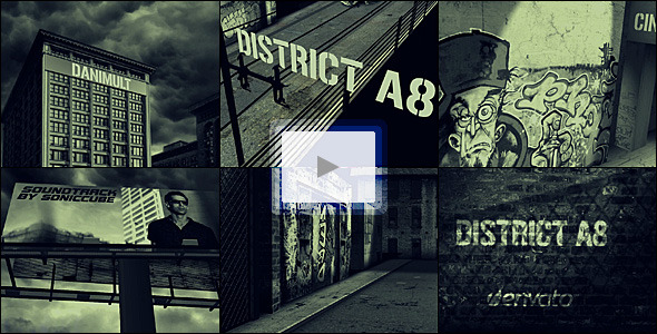 VideoHive District A8