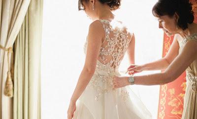 Significado do Sonho com Noiva (vestido de noiva)