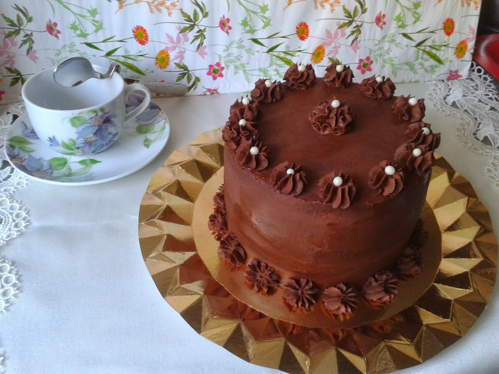 Cupcakes tenerife tarta sin fondant - Cupcakes tenerife ...