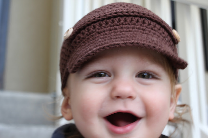 Risc Handmade Crocheted Newsboy Hats