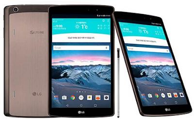 LG G Pad 2 8.3 LTE terbaru