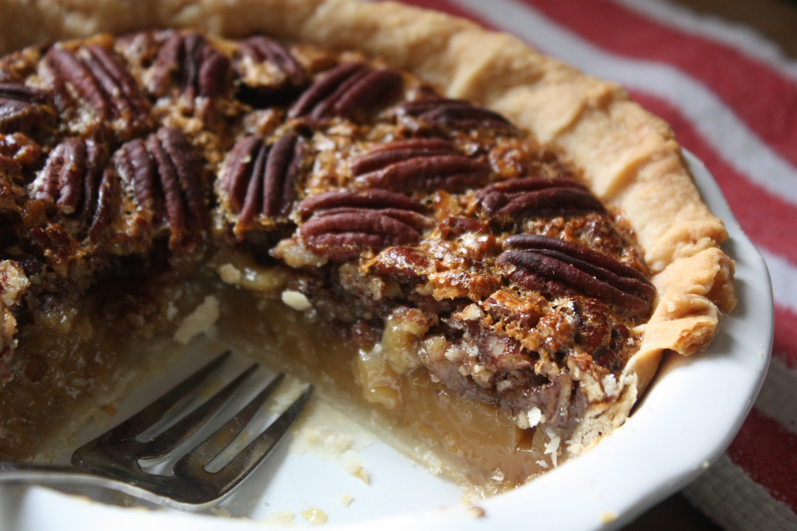for the pecan pie you just can t go wrong with the classic pecan pie ...