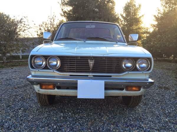 Rare All Original  1977 Toyota Hilux Longbed Pickup