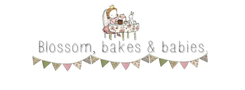 Blossom, bakes & babies