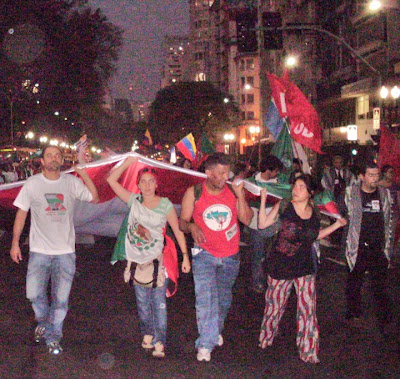 Ato histórico em São Paulo pelo Estado da Palestina Já - foto 47