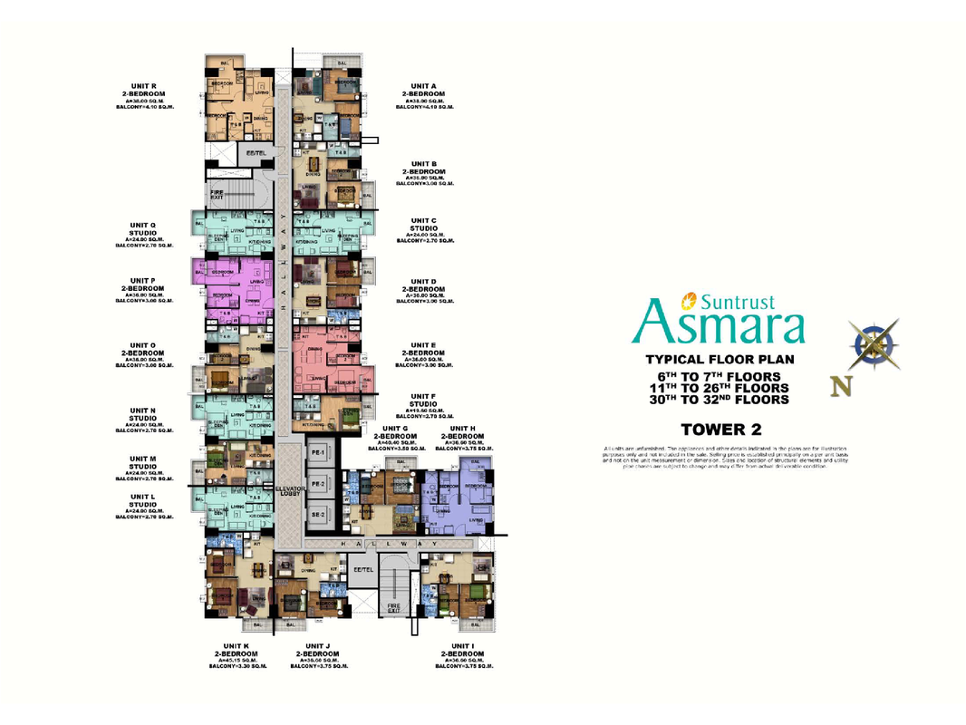 Asmara Condominium Tower 2