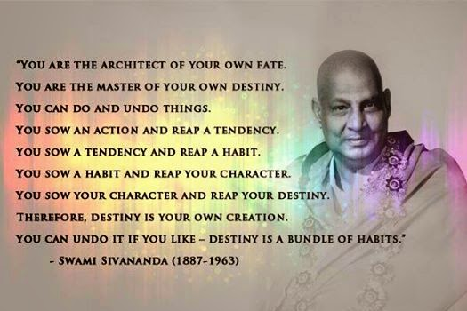 Swami Sivananda - The Founder of Sivasanta Clinic