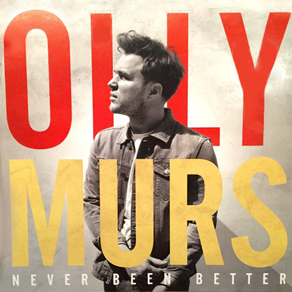 Download Olly Murs - Never Been Better 2014 MP3 Música
