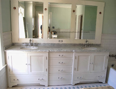 Frame Bathroom Mirror on Mirror In One White Big Frame Vanity Mirrors For Bathroom With