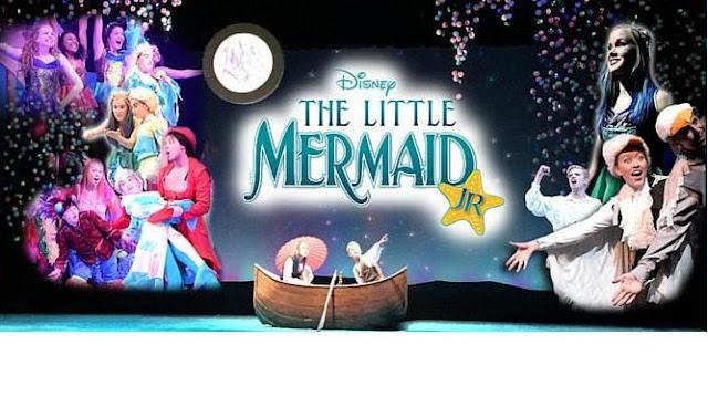 Disney's Little Mermaid in Bigfork July 17- 19 - Edge Center for the Arts