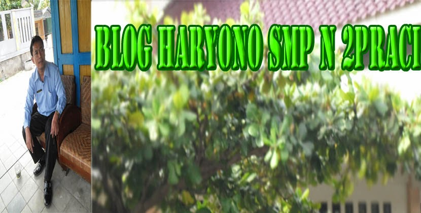 "Haryono"" Blogg"