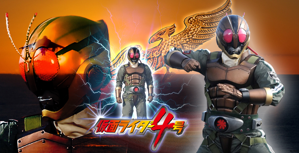 Kamen Rider 4 Net Movie Series Trailer Released Hero Kun Rider Preview Kamen