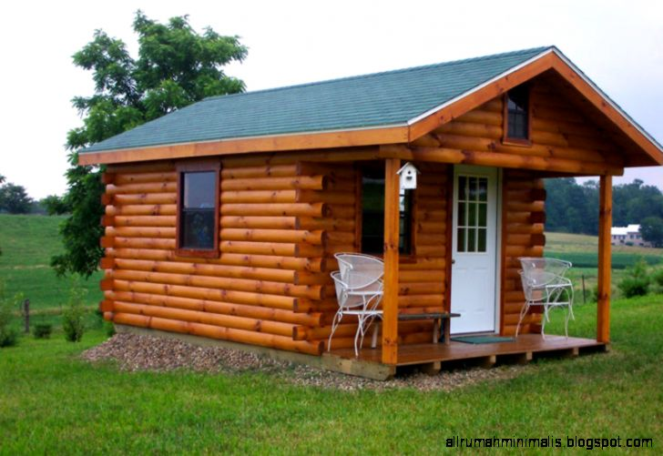Gambar Rumah Kayu Yang Sederhana5  Cara Mendesain Rumah